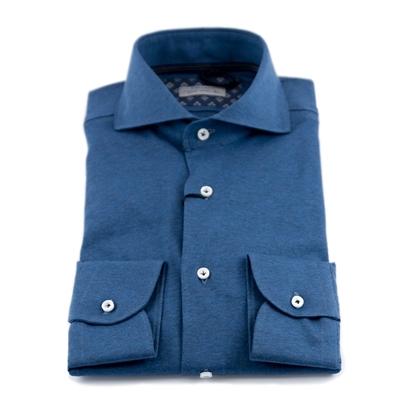 Immagine di ORIAN | Camicia Jersey Tinta Unita