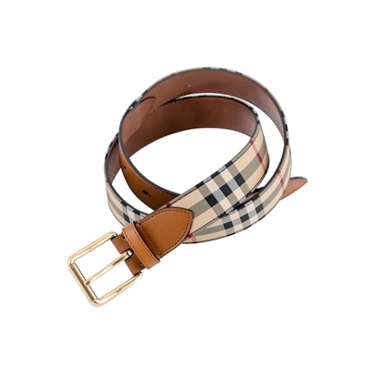 Immagine di BURBERRY | Cintura Pelle Classic Check