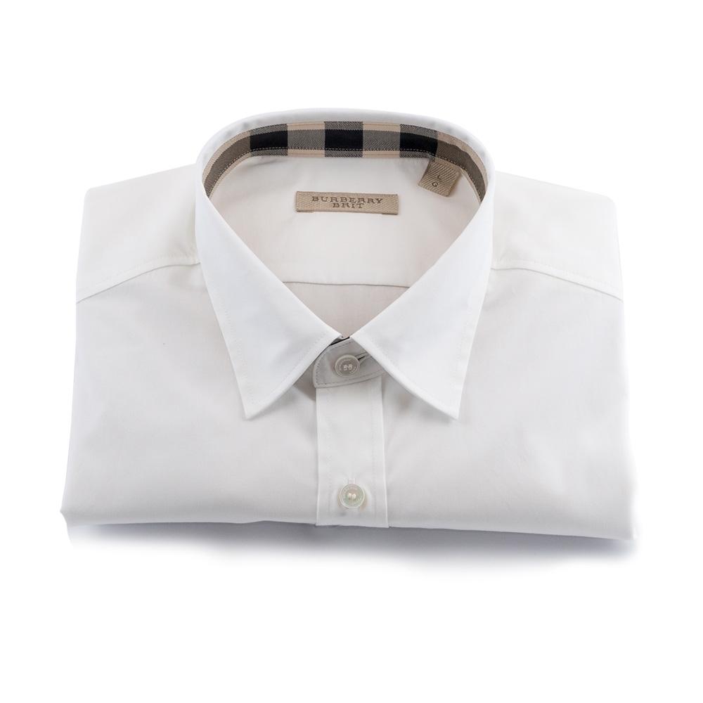 camicia di burberry uomo prezzo