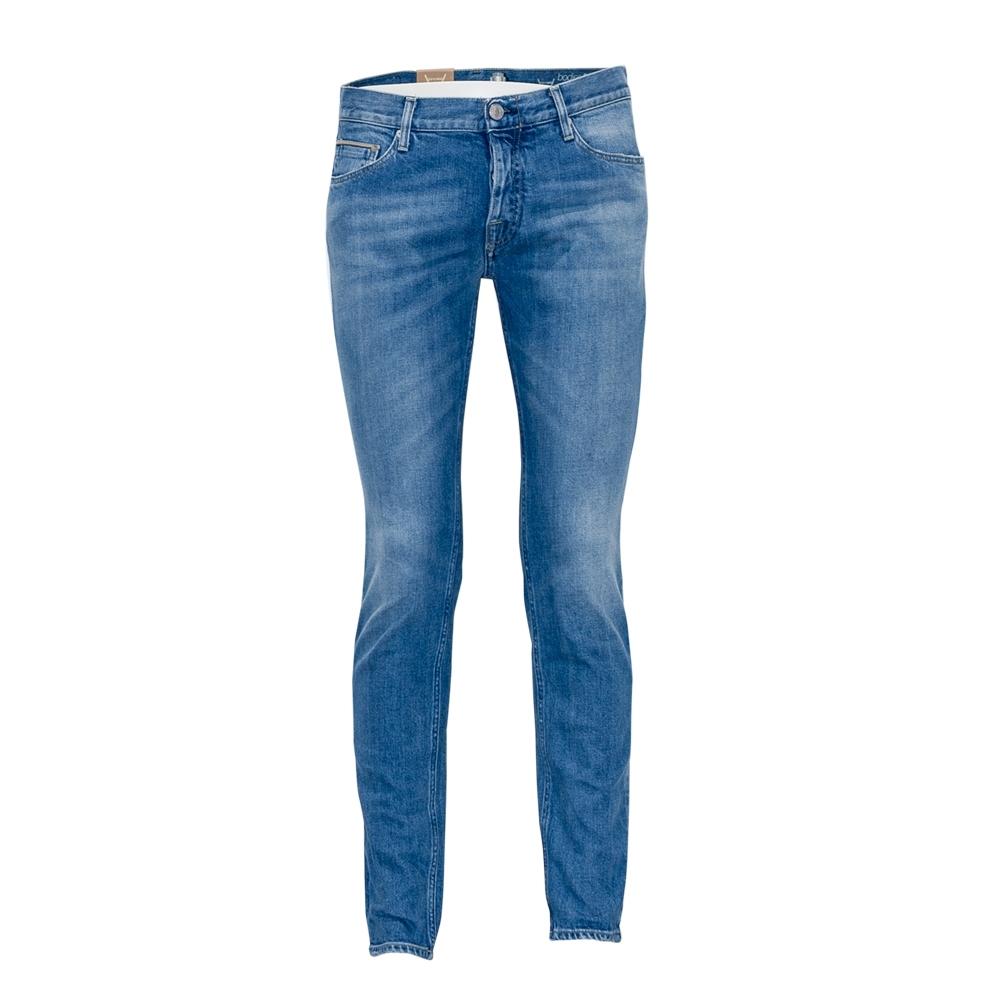 927de962388fa2 CARE LABEL | Pantaloni 5 Tasche in Cotone | Griffi Moda | Palermo ...